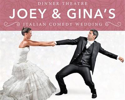 Joey and Gina's Italian Wedding poster