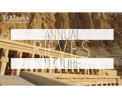 The Annual Reeves Lecture with Jeffrey Hammond poster
