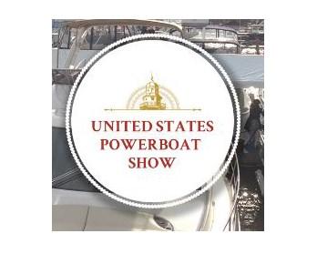 United States Powerboat Show Logo