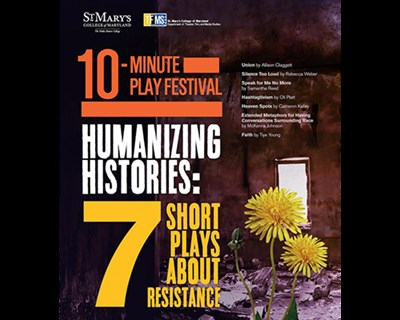 Humanizing Histories festival poster