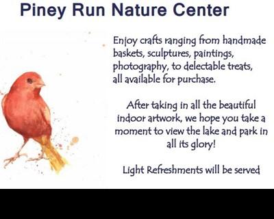 Piney Run Nature Center Flyer