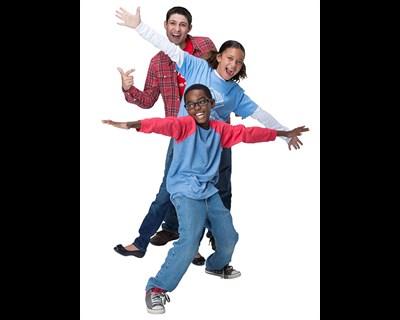 Three Comedy Players