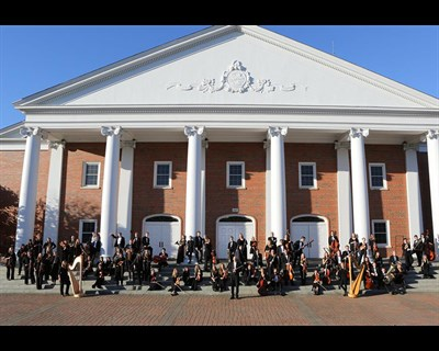 The Wheaton College Symphony Orchestra