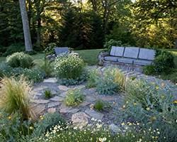 A Living Carpet - The Gravel Garden at Chanticleer