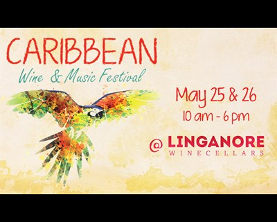 Caribbean Wine and Music Festival poster