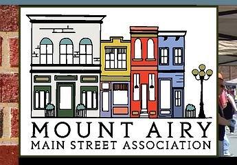 Mount Airy Main Street Association Logo