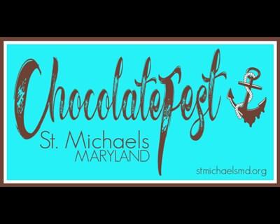 St. Michaels ChocolateFest Logo