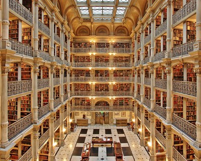 Courtesy of George Peabody Library