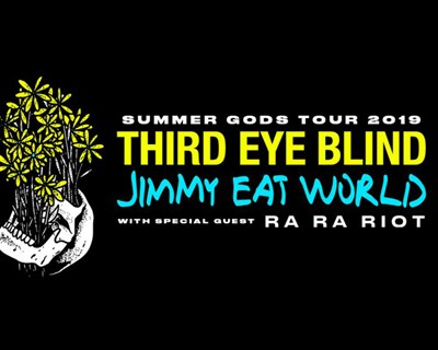 Third Eye Blind Tour Poster
