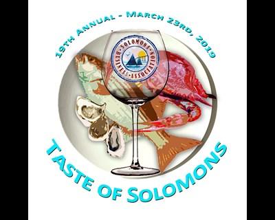 Taste of Solomons logo