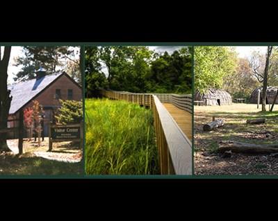 Jefferson Patterson Park & Museum collage
