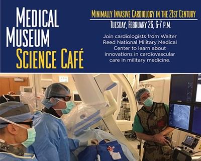 Medical Museum Science Cafe Flyer
