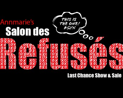 Annmarie's Salon des Refusese Poster