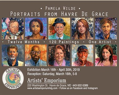 Portraits from Havre de Grace poster