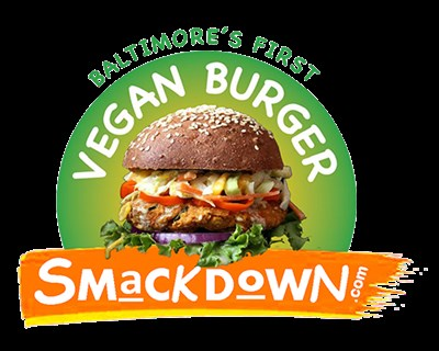 Vegan Burger Smackdown logo