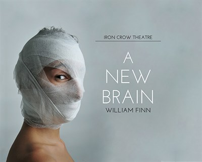 A New Brain Show Poster