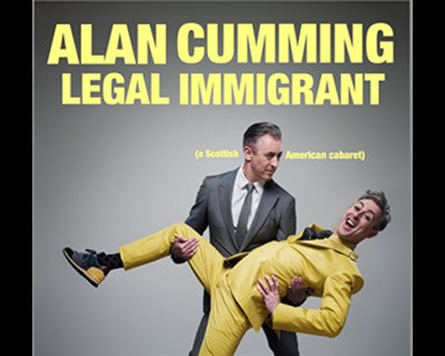 Alan Cumming poster
