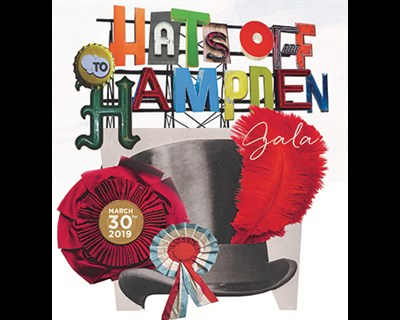 Hats Off to Hampden Gala poster