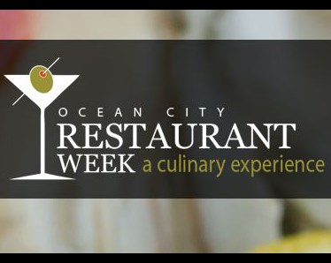 Ocean City Restaurant Week logo