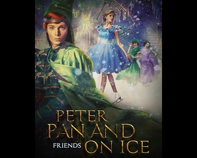 Peter Pan and Friends On Ice! poster