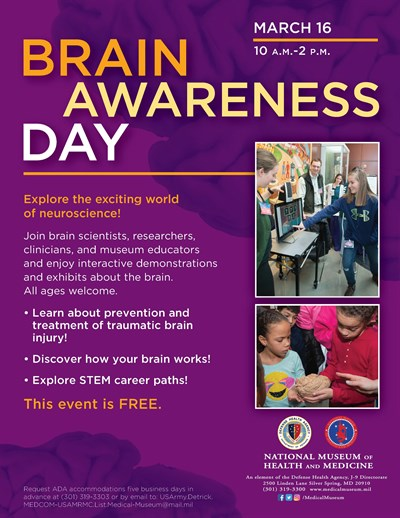 Brain Awareness Day Information