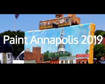 Paint Annapolis 2019 logo