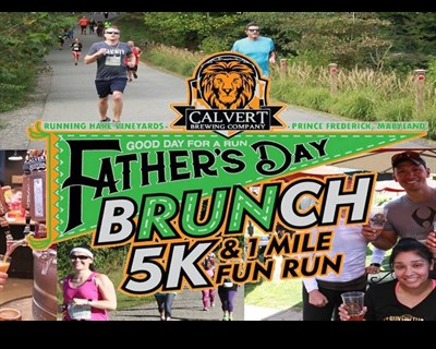 Father's Day Brunch 5K banner