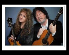 Al Petteway and Amy White