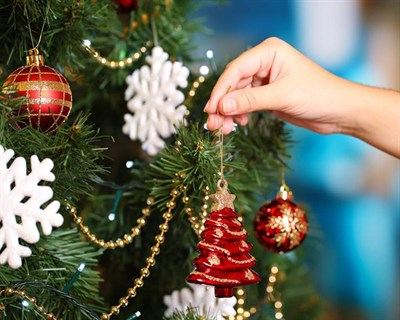 Tree with Ornaments