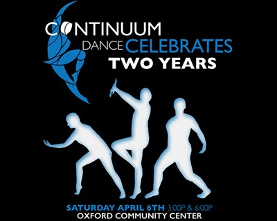 Continuum Dance Celebrates Two Years poster