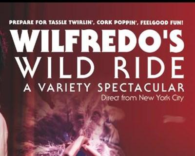 Wilfredo's Wild Ride flyer