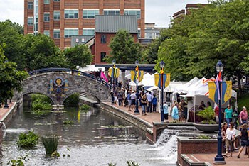 Frederick Festival of the Arts at Carroll Creek