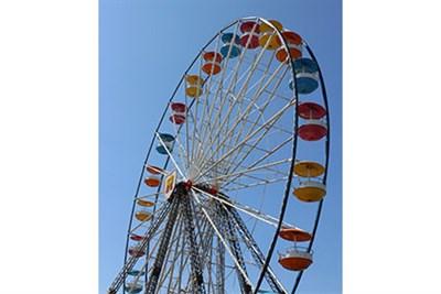 The Ferris Wheel at the Fair