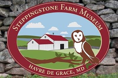 Steppingstone Farm Museum logo