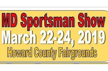 MD Sportsman and Outdoor Show banner
