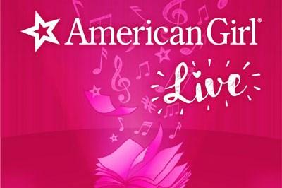 American Girl Live Logo