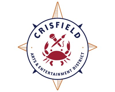 Crisfield Arts and Entertainment District Logo