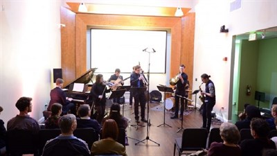 Peabody Jazz Combo Series