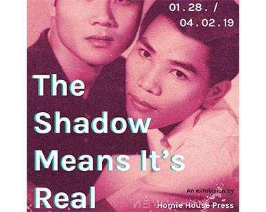 The Shadow Means It's Real poster