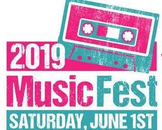 Music Fest 2019 poster