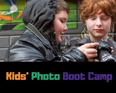 Kids' Photo Boot Camp poster