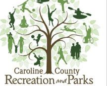 Caroline County Rec and Parks logo