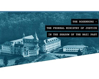 The Rosenburg Files' Report cover