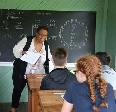 Drayden African American Schoolhouse