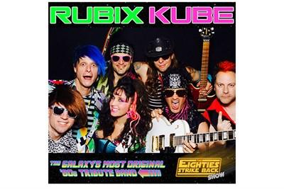 Rubix Kube poster