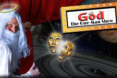 God! The One Man Show poster