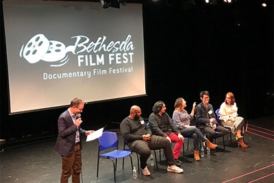 A Question and Answer Session with filmmakers