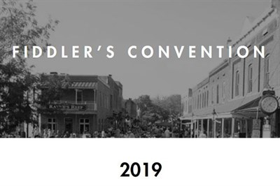 Fiddler's Convention poster