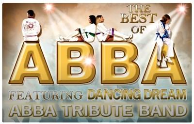 Dancing Dream as Abba