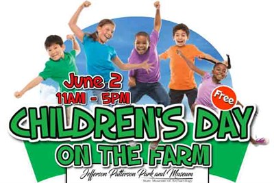Children's Day on the Farm
